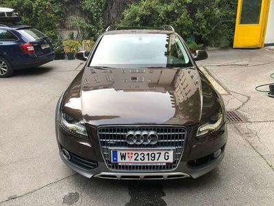 gebraucht Audi A4 Allroad 2,0 T FSI quattro S-tronic