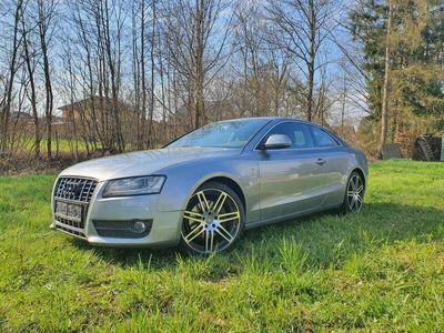 gebraucht Audi A5 Coupé 2,7 TDI V6 Aut. 190PS S-LINE