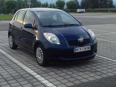 brugt Toyota Yaris 1.4 Diesel Klein-/ Kompaktwagen,