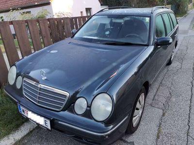 gebraucht Mercedes E270 Elegance CDI