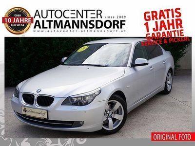 gebraucht BMW 520 i *LEDER*NAVI**GARANTIE*SOFORT-KREDIT*MOD2010