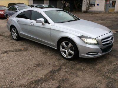 gebraucht Mercedes CLS350 CDI, CLS, 265 PS, 4 Türen, Automatik