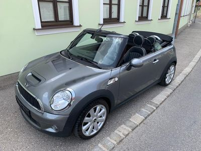 used Mini Cooper S Cabriolet 1,6 Austrian Chili