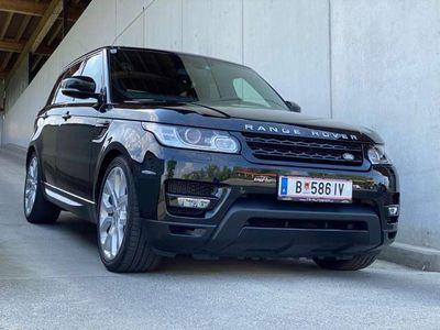 gebraucht Land Rover Range Rover Sport 3,0 SDV6/Hybrid HSE