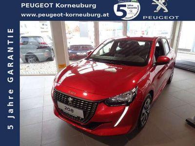 """gebraucht Peugeot 208 Active PureTech 75 S&S """"5 Jahre GARANTIE"""""""