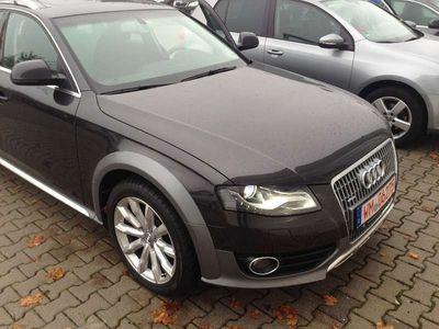 gebraucht Audi A4 Allroad quattro 2.0 TDI *NAVI*Xenon*Panorama* Kombi / Family Van