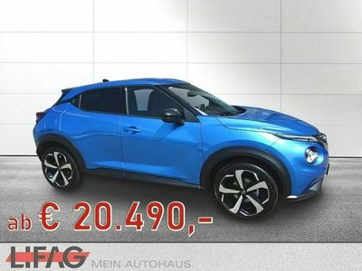gebraucht Nissan Juke NEU 117 Tekna *ab € 20.490,-*