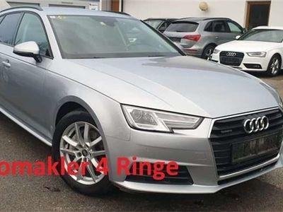 gebraucht Audi A4 Avant 2,0 TDI quattro S-tronic Xenon Plus,MMI Navi