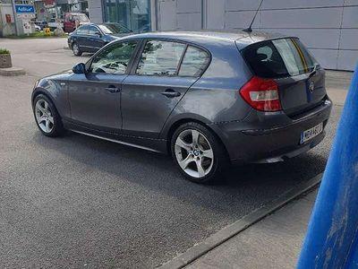 gebraucht BMW 120 1er-Reihe d Klein-/ Kompaktwagen