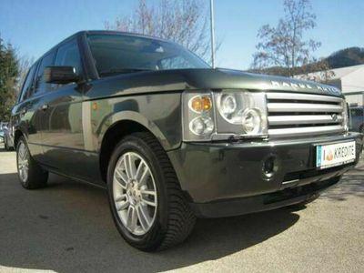 gebraucht Land Rover Range Rover 3,0 Td6 Vogue 4x4 Aut.Alle Extras Pickerl+Service-NEU Rostfrei 1A SUV / Geländewagen