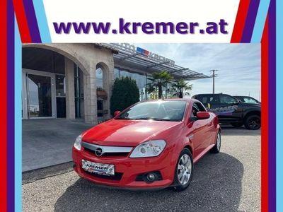 gebraucht Opel Tigra TwinTop 1,4 16V Sport