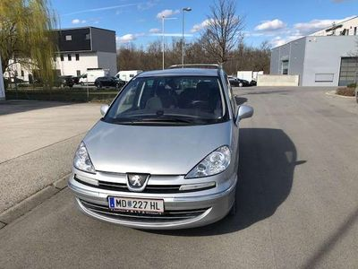 gebraucht Peugeot 807 2,0 HDi 135 FAP Active