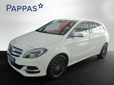 gebraucht Mercedes B250e e (mit Batterie) Park-Pilot*Bi-Xenon Scheinwerfer*