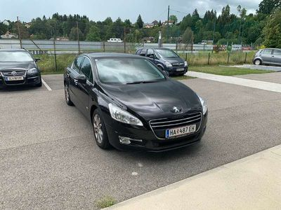 gebraucht Peugeot 508 AllHDi 140 Limousine Limousine