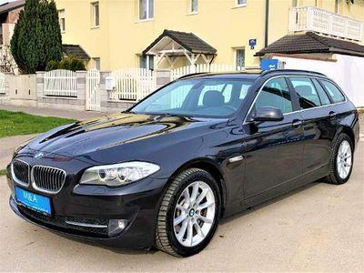 gebraucht BMW 520 d Automatik aus Erstbesitz * inkl MwSt * Garantie