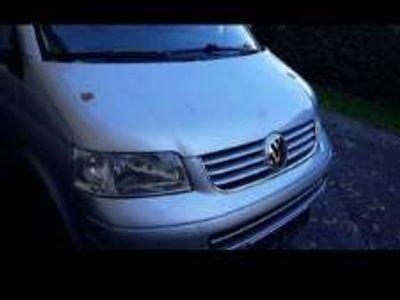 gebraucht VW T5 Kombi 2,5 TDI