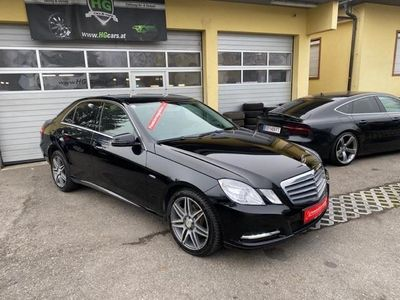 gebraucht Mercedes E200 Avantgarde BlueEfficiency CDI Aut.