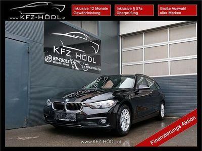 gebraucht BMW 320 d xDrive Touring Advantage