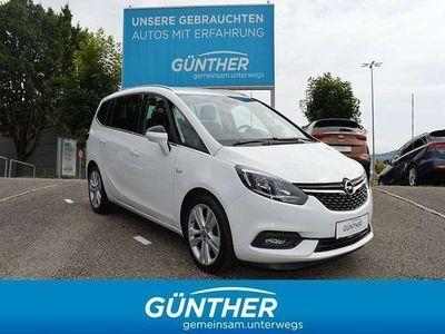 gebraucht Opel Zafira 1,6 Turbo Dir.Inj. Österreich Edition Aut. Kombi / Family Van,