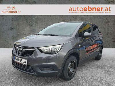 gebraucht Opel Crossland X 1,2 Turbo Direct Injection Edition ... SUV / Geländewagen