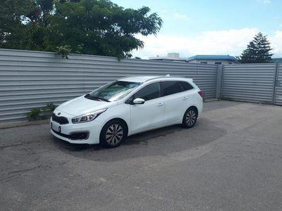 gebraucht Kia cee'd SW 100 kW (136 PS), Automatik