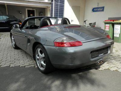 gebraucht Porsche Boxster Spirit