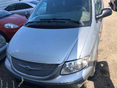 gebraucht Chrysler Voyager 2,5 Kombi / Family Van,