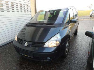 gebraucht Renault Espace 2,2 dCi Bastlerauto