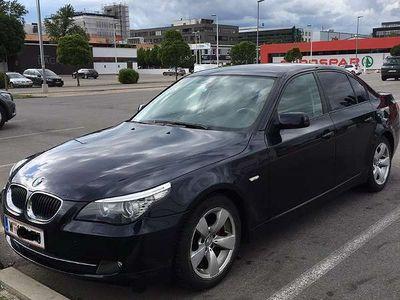 gebraucht BMW 520 5er-Reihe 5er Reihe d E60 Facelift Limousine Limousine