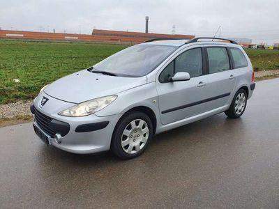 gebraucht Peugeot 307 Break Comfort 1,6 HDi 110 (FAP)
