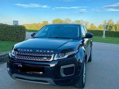 gebraucht Land Rover Range Rover evoque SE 2,0 TD4 e-Capability SUV / Geländewagen