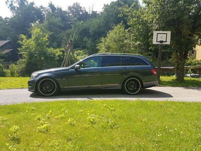 gebraucht Mercedes C350 T CDI Elegance A-Edition plus BlueEfficiency Aut.