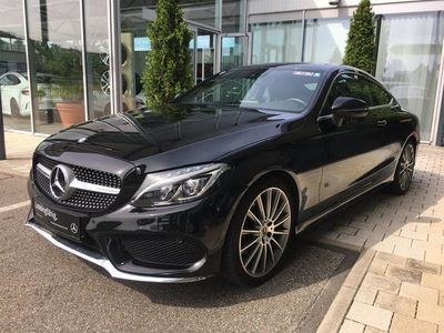 gebraucht Mercedes C180 C-KlasseCoupe Sportwagen / Coupé,