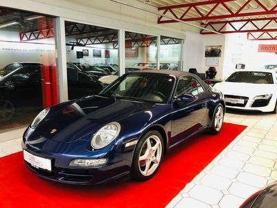 gebraucht Porsche 911 Carrera Cabriolet Cabrio-1 besitz-navi-neues pickerl / Roadster