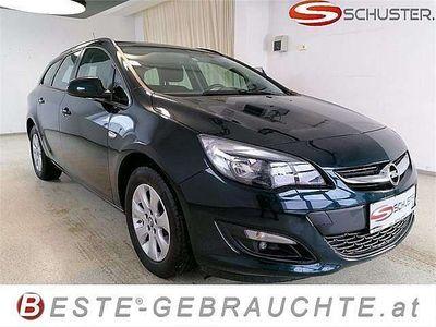 gebraucht Opel Astra ST 1,6 CDTI ECOTEC Edition Start/Stop Kombi / Family Van