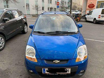 gebraucht Chevrolet Matiz 1.0 SE/AC Klein-/ Kompaktwagen
