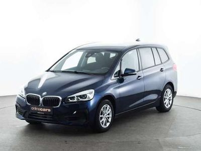 gebraucht BMW 216 i GT Advantage LED NAVI ASSISTENZ TEMP WENIG KM