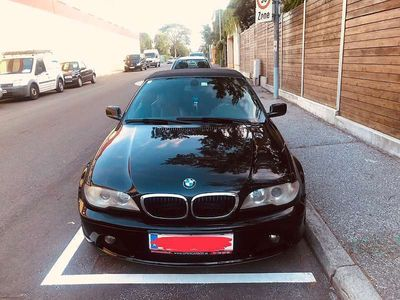 gebraucht BMW 320 Cabriolet 3er-Reihe CD e46 / Roadster