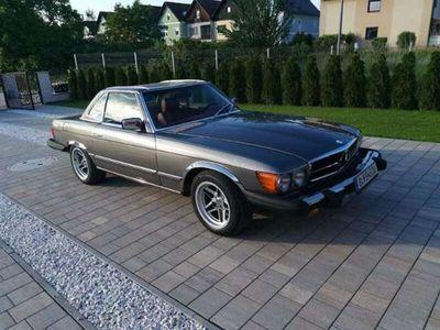 gebraucht Mercedes SL450 SE W116E45