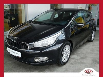 gebraucht Kia cee'd 1,6 CRDi ISG Gold Limousine