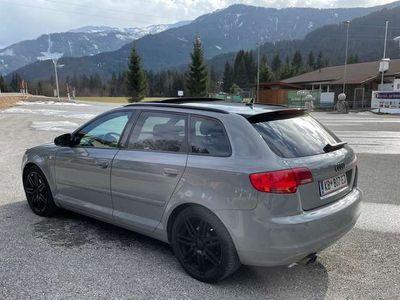 gebraucht Audi A3 Sportback Ambition quattro 2,0 TDI DPF S-Line Plus