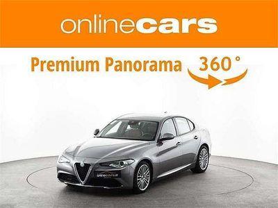 gebraucht Alfa Romeo Giulia Super 2.2 Aut. XENON NAVI LEDER