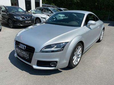 gebraucht Audi TT Coupé 2,0 TDI *QUATTRO* *NAVI* *SITZH.*