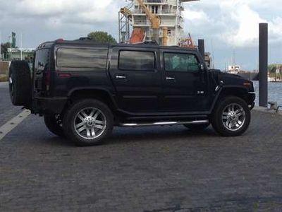 gebraucht Hummer H2 SUV LUXURY EUROPAMODELL SUV / Geländewagen