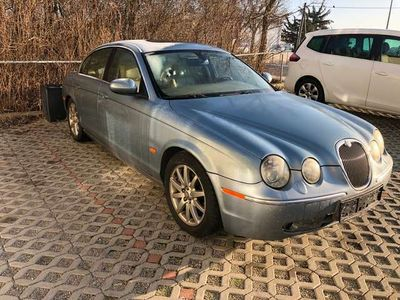 gebraucht Jaguar S-Type 2,7d wird geschlachtet Limousine