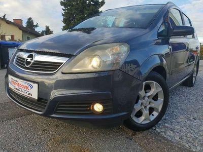 gebraucht Opel Zafira 1,9 CDTI