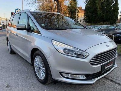 gebraucht Ford Galaxy 2,0 TDCi Titanium Start/Stop XENON NAVI KEYLESS GO Kombi / Family Van