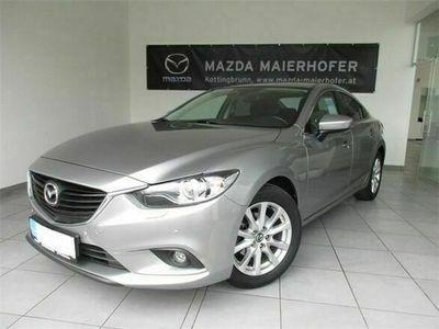 gebraucht Mazda 6 2,0i Attraction