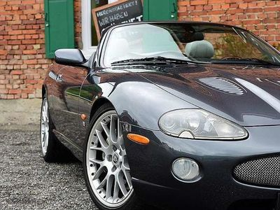 gebraucht Jaguar XKR 4,2 S/C Convertible
