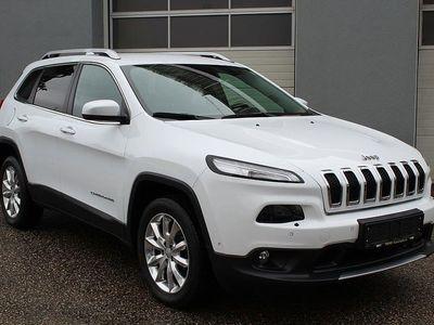 gebraucht Jeep Cherokee 2,0 MultiJet II AWD Limited Aut. *Topausstattung*